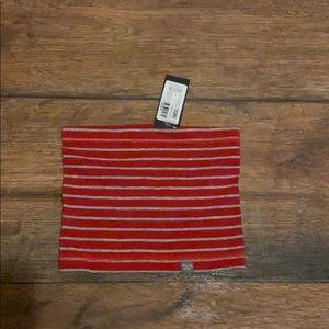 Souris Mini jersey neck warmer